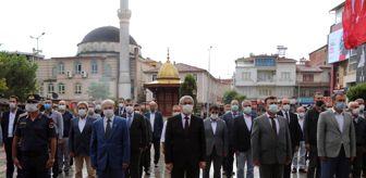 Mahmut Dede: 7 Eylül İvrindi'nin kurtuluşu coşku ile kutlandı