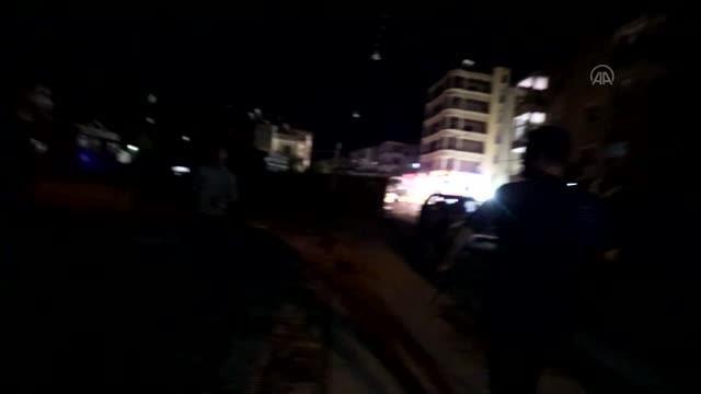 Esed rejiminin, İdlib kent merkezine düzenlediği saldırıda 4 sivil öldü