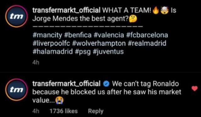 Fenerbahçe ve Ronaldo aynı davada el ele verdi! Oyuncu değerleri manipüle ediliyor iddiası