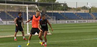 Carlo Ancelotti: Ferland Mendy Takımla Birlikte Antrenman Yaptı
