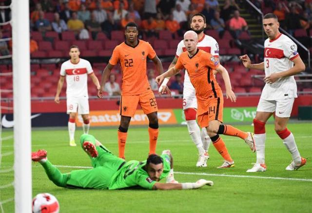 Milli Takımımız, tam 34 sene sonra kalesinde 6 gol gördü