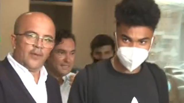 Son Dakika: Galatasaray'ın yeni transferi Gustavo Assunçao, İstanbul'a geldi