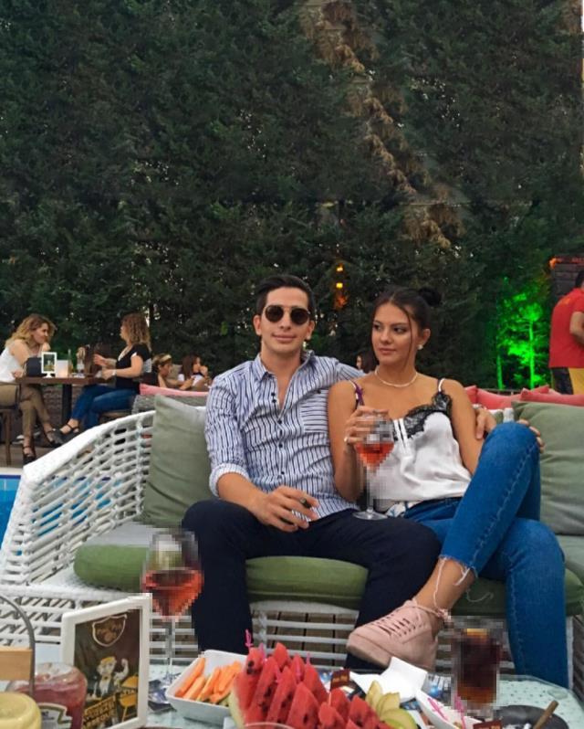 2021 Türkiye Güzeli Dilara Korkmaz'ın sevgilisiyle pozları gündem oldu