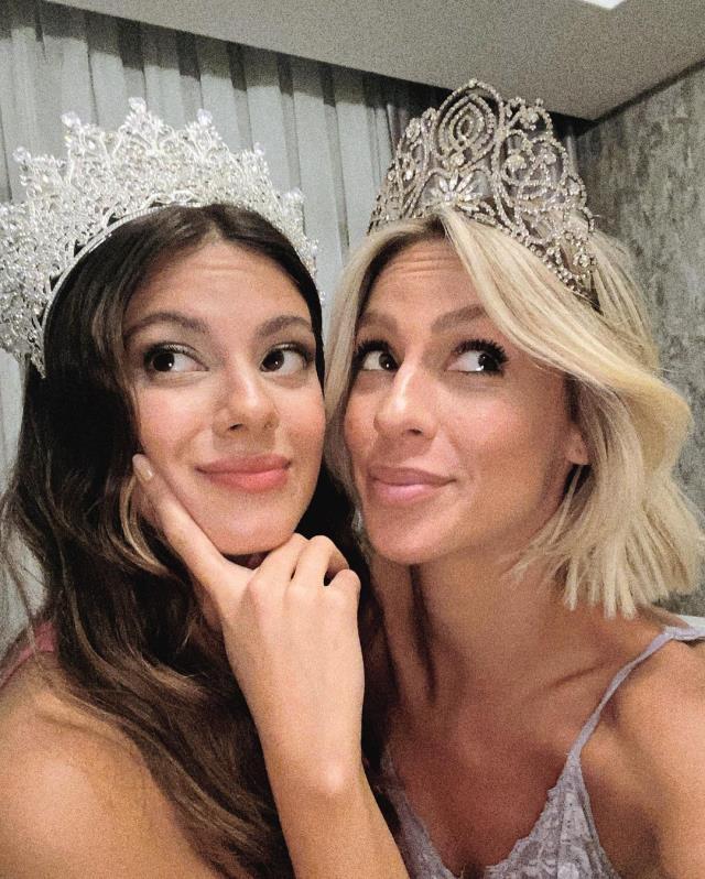 Bir evde 2 Miss Turkey! Dilara Korkmaz, 2010 Türkiye dördüncüsü Dilay Korkmaz'ın kardeşi çıktı
