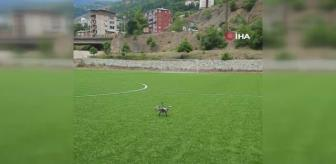 Murgul: Liseli öğrenciler tasarladıkları insansız hava aracıyla finale göz kırptı