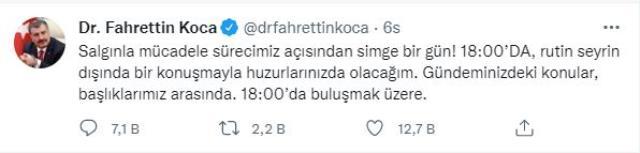 Son Dakika: Türkiye'de 9 Eylül günü koronavirüs nedeniyle 257 kişi vefat etti, 23 bin 846 yeni vaka tespit edildi