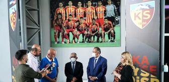 Kadir Has: Kayserispor Onursal Başkanı Mehmet Özhaseki Açıklaması