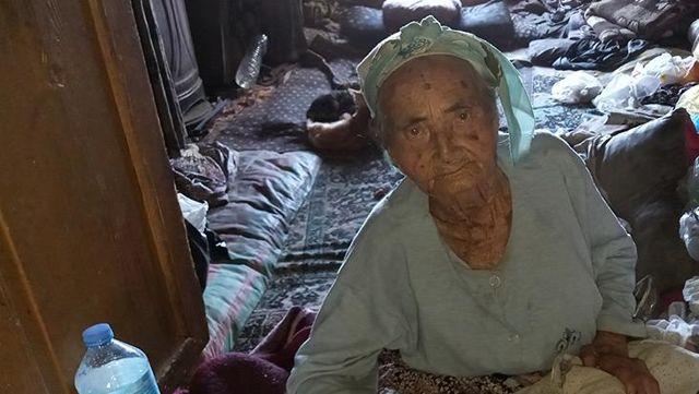 Kocasının vasiyetini yerine getirdi! 'Buradan ayrılma' sözü yüzünden 43 yıldır mağarada yaşıyor