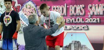 Ayşe Doğan: Elazığ'da düzenlenen Ahmet Uygur Türkiye Ferdi Boks Şampiyonası'na Trabzon damgası