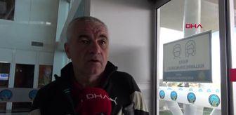 Nuri Demirağ: SPOR Rıza Çalımbay'dan milli takım ve Fenerbahçe maçı açıklaması