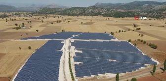 Kovanlık: GES ile çiftçinin enerji ihtiyacının yüzde 70'i ücretsiz sağlanıyor