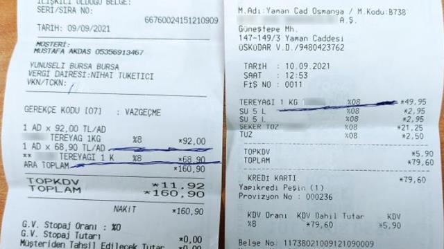Birinde 92, diğerinde 50 lira! Zincir marketlerin fiyat oyununu, vatandaş yakaladı