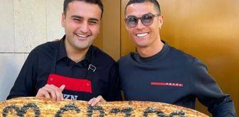 Czn Burak: Cristiano Ronaldo'dan CZN Burak'a teklif! Ortak oluyorlar