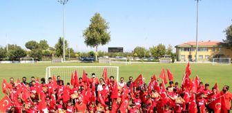 Turgay Genç: Döşemealtı'nda 'Yaza Elveda Okula Merhaba' futbol şenliği