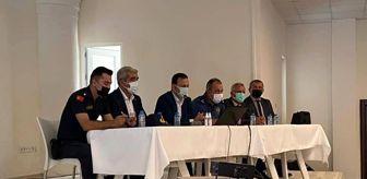 Cemal Deniz: Son dakika haber! İpsala'da Yatırım, Tanıtım Proje Koordinasyon toplantısı