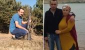 Cani kocadan akılalmaz plan! Eşini öldürüp gömdükten sonra telefonundan 'İyiyim' mesajı attı