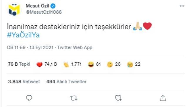 Fenerbahçe'de yeni Peraira-Van Persie vakası! Mesut Özil tartışması camiayı böldü