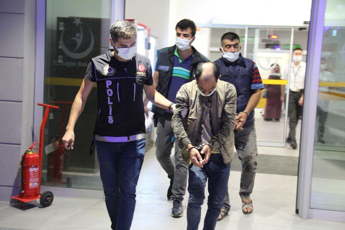 Manisa'da uyuşturucu operasyonunda 2 yabancı uyruklu zanlı tutuklandı