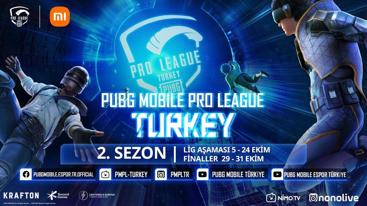 PUBG Mobile Pro League 2. Sezon $150.000 ödül havuzu ile geri dönüyor!