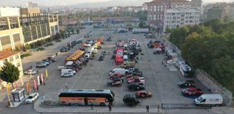 Hititler: TransAnatolia Rally Raid'de sürücüler Çorum'dan ayrıldı