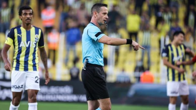 UEFA, F.Bahçe'nin tepki gösterdiği Halis Özkahya'ya dev maça atadı