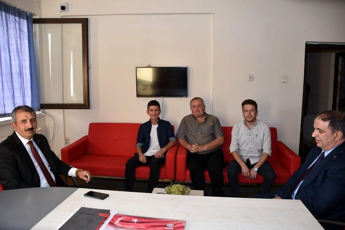AFAD Başkanı Sezer'den İHA'ya ziyaret