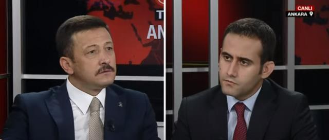 AK Parti Genel Başkan Yardımcısı Dağ: Cumhur İttifakı'nın oy oranı yüzde 50'inin üzerinde