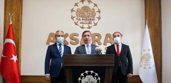 Hamza Aydoğdu: Aksaray'da Ihlara Voleybol Turnuvası düzenlenecek