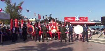 Ayvalık: BALIKESİR - Ayvalık'ta düşman işgalinden kurtuluşun 99. yıldönümü törenleri yapıldı