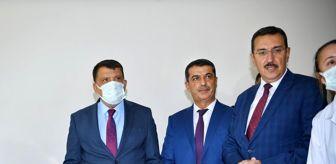 Bülent Tüfenkci: Başkan Gürkan, glütensiz bisküvi tesisi açılışına katıldı