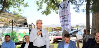Bülent Tüfenkci: Battalgazi'deki hizmet gezileri devam ediyor