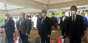 Metin Bulut: Elazığ'da şeker pancarı alım ve işletme kampanyası açılış töreni yapıldı