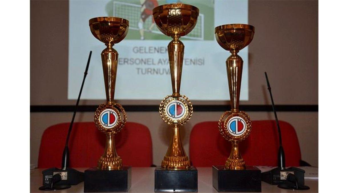 Geleneksel Personel Ayak Tenisi Turnuvası başlıyor