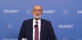 Ekmeleddin İhsanoğlu: Karamollaoğlu, 'Cumhurbaşkanı adayı olacak mısınız?' sorusuna yanıt: Bu yaştan sonra zor