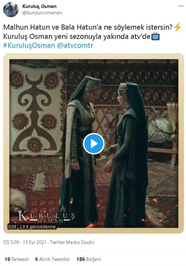 Kuruluş Osman ne zaman? Kuruluş Osman yeni sezon (3. Sezon) ne zaman, saat kaçta, hangi kanalda başlıyor? Dizi başlama tarihi belli oldu mu?