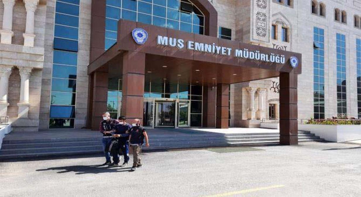 Son dakika haberi... Muş'taki uyuşturucu operasyonunda bir kişi tutuklandı