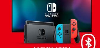 Nintendo: Nintendo, yeni Switch güncellemesiyle Bluetooth ses çıkışını etkinleştirdi