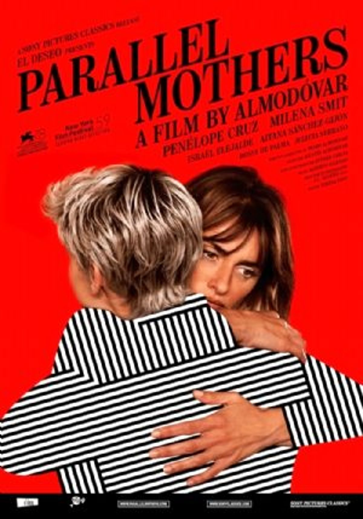 Parallel Mothers Filmi
