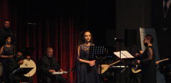 Ekinci: Sivas'ta THM Korosu konser verdi