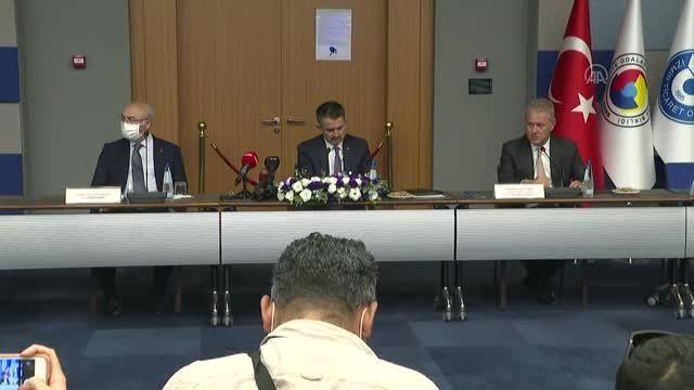 Tarım ve Orman Bakanı Pakdemirli, İzmir Ticaret Odasını ziyaret etti