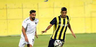 Mete Çelik: TFF 1. Lig: Menemenspor: 2 Manisa FK: 0