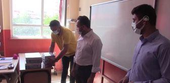 Elbistan: KAHRAMANMARAŞ  - Elbistan Belediyesinden eğitime destek