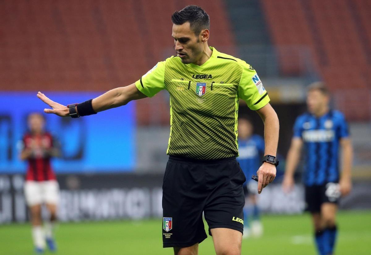 Maurizio Mariani kimdir? E.Frankfurt - Fenerbahçe maçının hakemi kimdir? Maurizio Mariani kaç yaşında, nereli, hangi ülkenin hakemi?