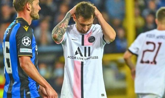 Messi bu sözleri duymasın! Brugge'ün kalecisi Mignolet: Hiç zorlanmadım, çok kolay maçtı