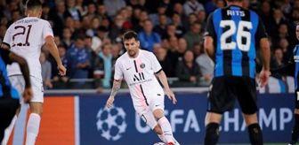 Lille: PSG, Club Brugge duvarına çarptı! İşte Şampiyonlar Ligi'nde haftanın tüm sonuçları