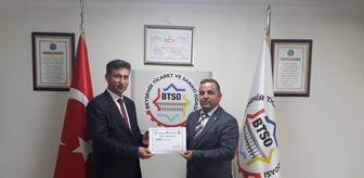 Beyşehir: Beyşehir TSO'dan eğitime destek