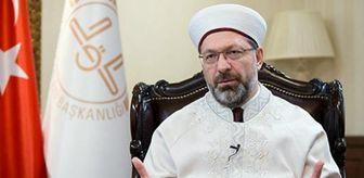 Yargıtay Başkanı: Prof. Dr. Ali Erbaş, Diyanet İşleri Başkanlığı'na yeniden atandı