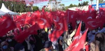 Recep Tayyip Erdoğan: ERDOĞAN 2023'TE YENİDEN GÜVEN TAZELEYEREK MİLLETE HİZMET YOLCULUĞUMUZU DEVAM ETTİRMEK İSTİYORUZ