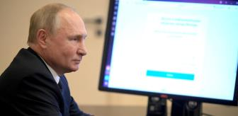 Uzak Doğu: Rusya Devlet Başkanı Putin çevrim içi sistem üzerinden oyunu kullandı