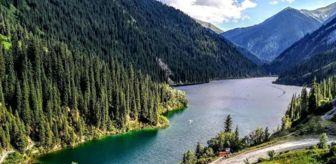 Almatı: Kazakistan'ın Kölsay Gölleri, UNESCO Dünya Biyosfer Rezervleri Ağı'na dahil edildi